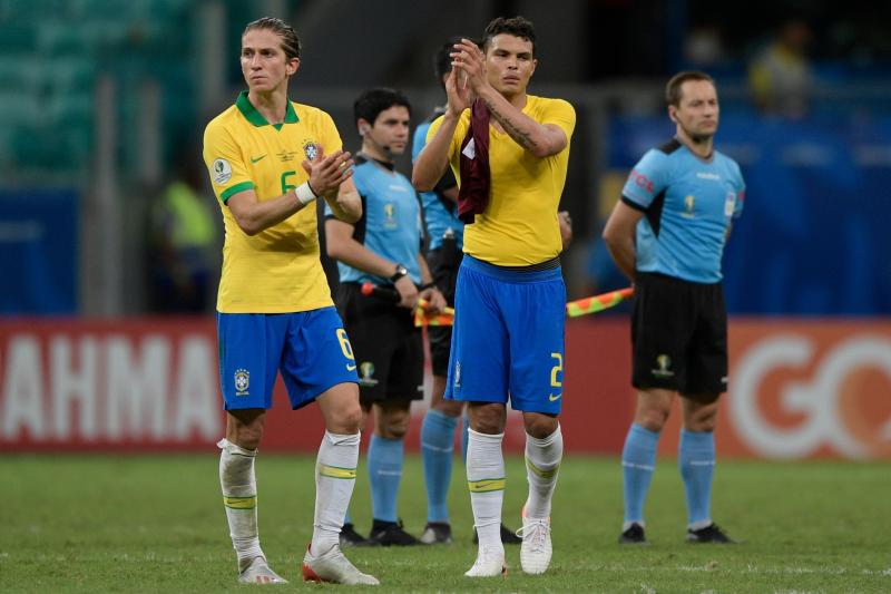 Thiago Silva Says Boos Aimed at Brazil Are 'Undeserved' After Venezuela Draw