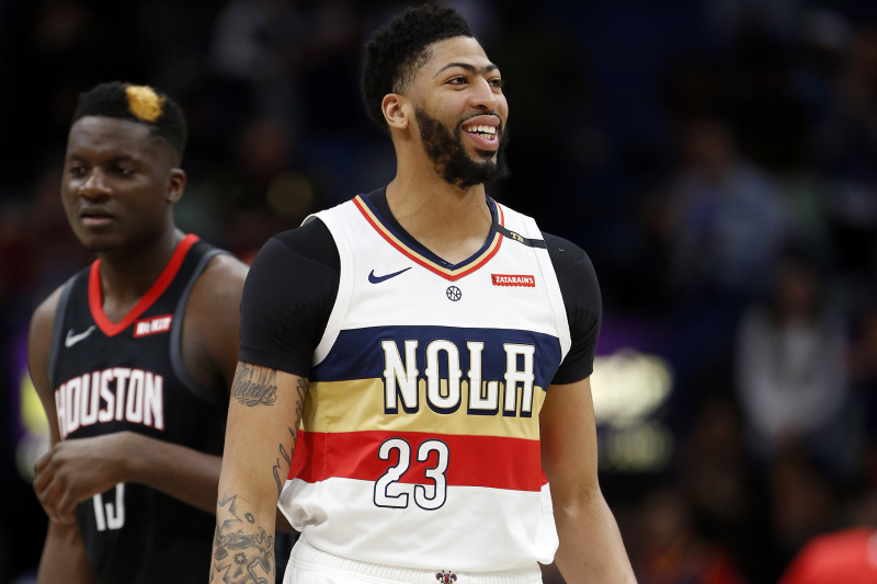 Lakers Rumors: Latest Free Agency Buzz with Anthony Davis Trade Pending