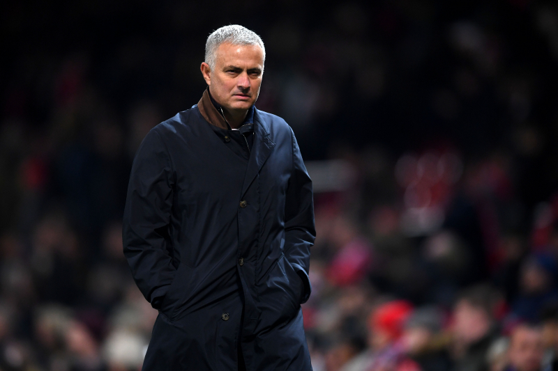Jose Mourinho Hints Next Job Will Be as a National Team Manager