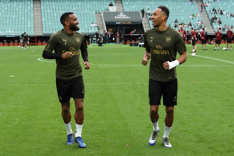 Arsenal's Pierre-Emerick Aubameyang Talks Golden Boot Win, UEL Final Defeat