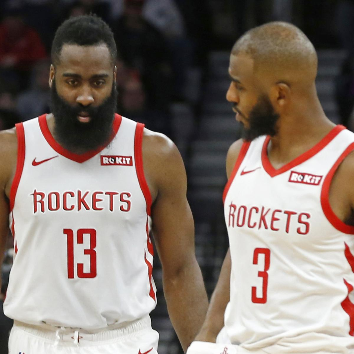 Houston Rockets News Trade: Austin Rivers On Chris Paul, James Harden Rumors: 'A Lot