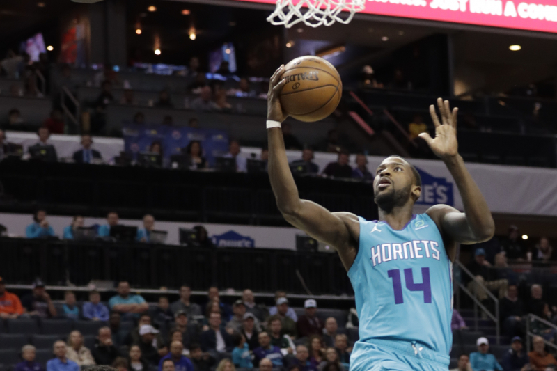 Report: Hornets' Michael Kidd-Gilchrist Opt into $13M Player Contract Option