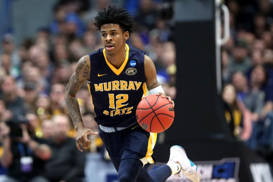 Ja Morant Played His Way from Unknown Recruit to Likely No. 2 Pick