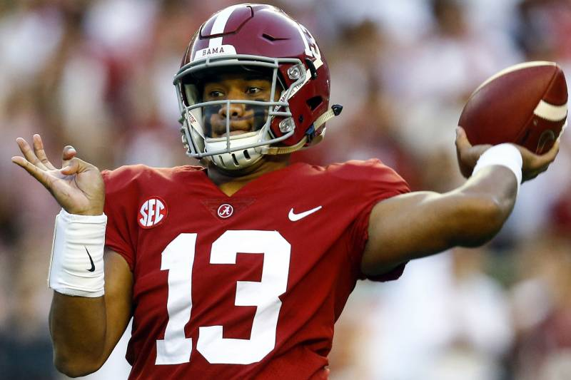 Image result for tua tagovailoa
