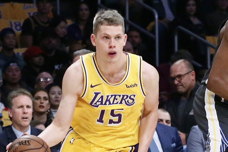 Lakers' Moe Wagner Sorry for Accidentally Liking Pro-George Zimmerman Tweet