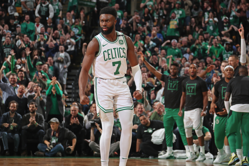 Celtics Trade Rumors: Teams at Top of NBA Draft Inquiring About Jaylen Brown