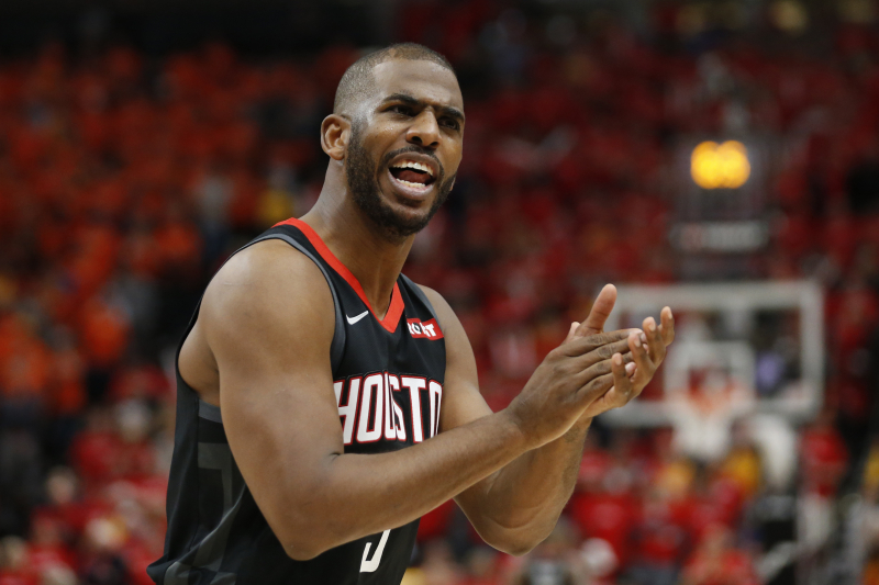 Rockets May Be Stuck with 'Culture of Me' If CP3 Is as Untradeable as It Seems