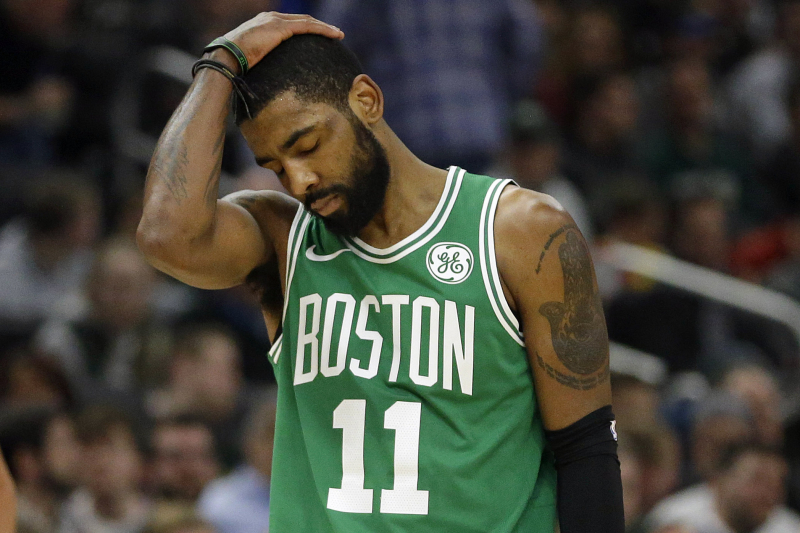 Kyrie Irving Rumors: Nets May Stop Pursuing PG Without Kevin Durant Commitment