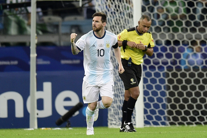 Copa America 2019: Latest Group Results, Tables and Schedule After Wednesday