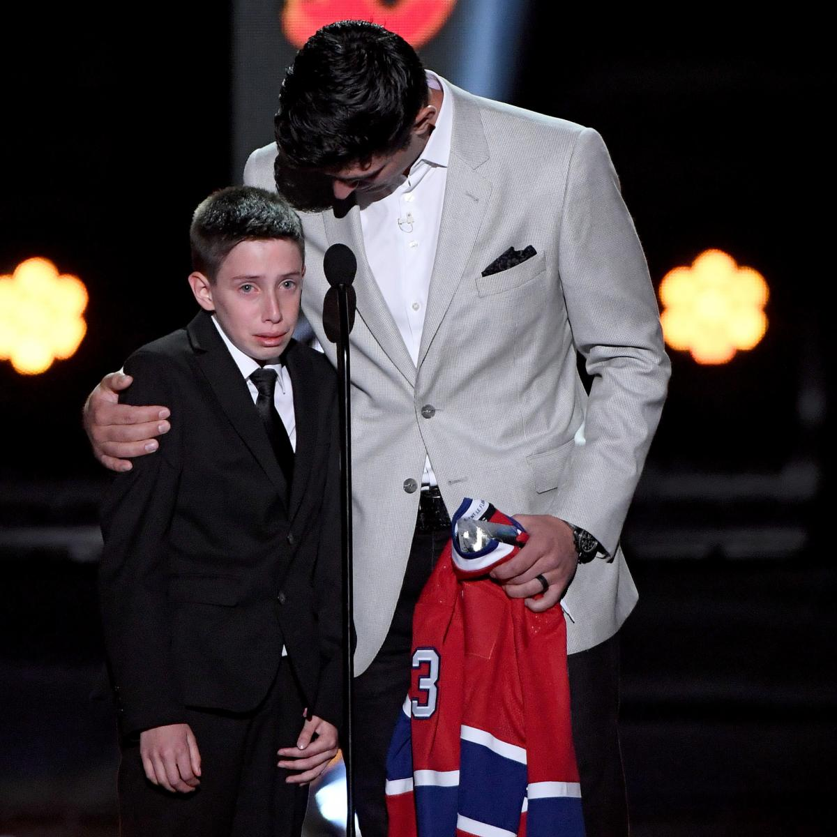 Camille Kostek Latest News: Video: Canadiens' Carey Price Surprises Fan Anderson