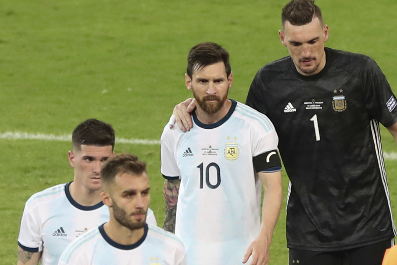 Lionel Messi Says It Would Be 'Crazy' If Argentina Exit Copa America Early
