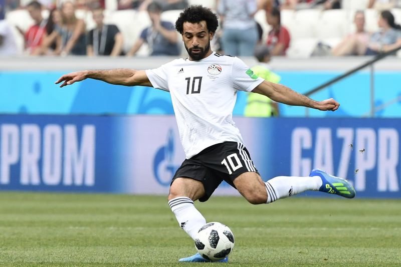 Mohamed Salah 'One of the Best 3 Players in the World,' Says Egypt Captain