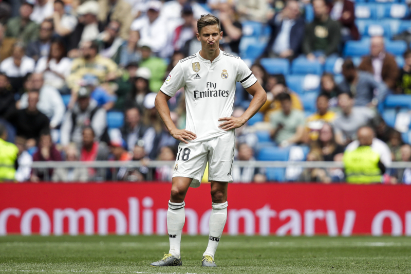 Marcos Llorente to Transfer from Real Madrid to Atletico Madrid Pending Medical