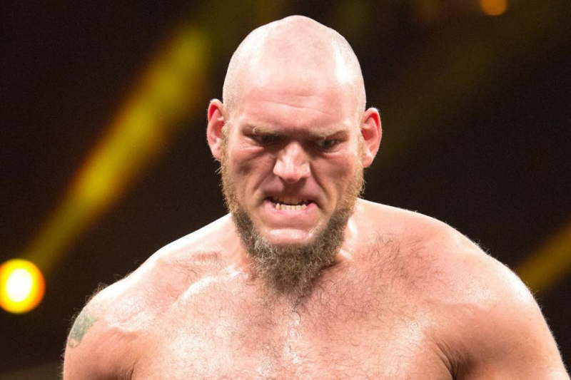 Report: WWE Star Lars Sullivan out 6-9 Months with Knee Injury