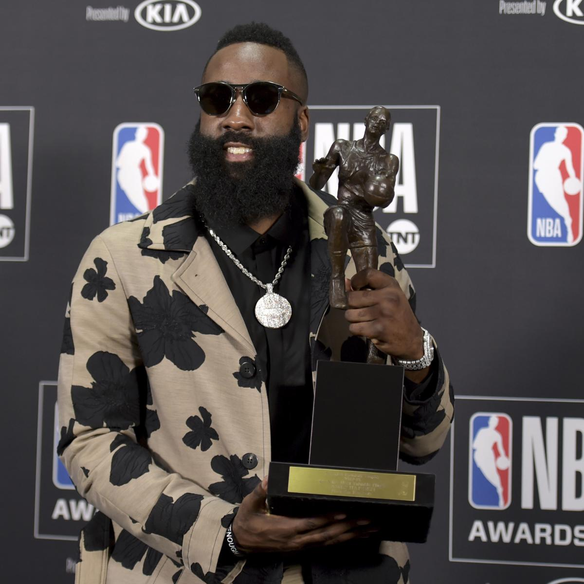 Nba Rookie Award Predictions For 2018 19 Season: NBA Awards Show 2019: Full List Of Awards And TV Schedule