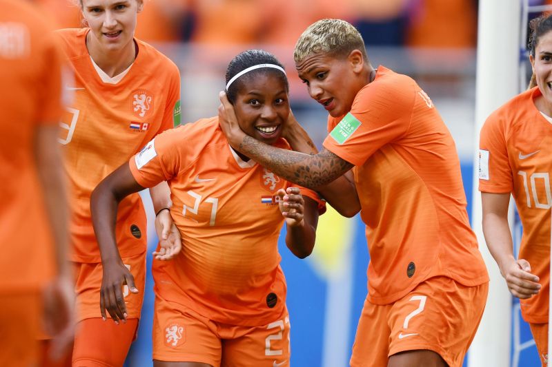 Netherlands Top Women's World Cup 2019 Group E After Narrow Win over Canada