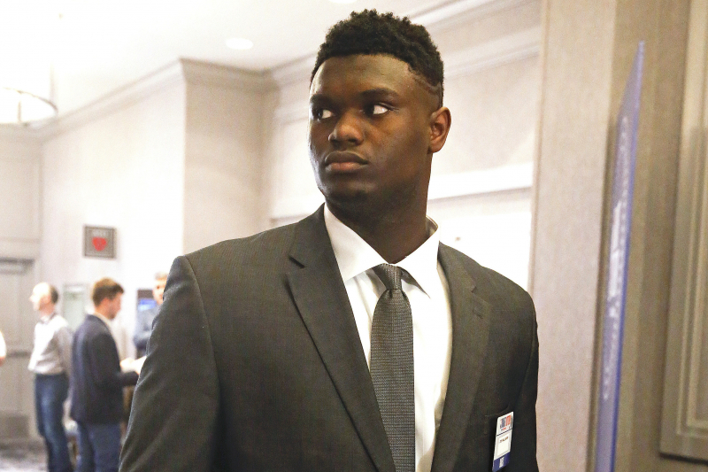 Zion Williamson, CAA Sued for $100M over Breach of Contract by Prime Sports
