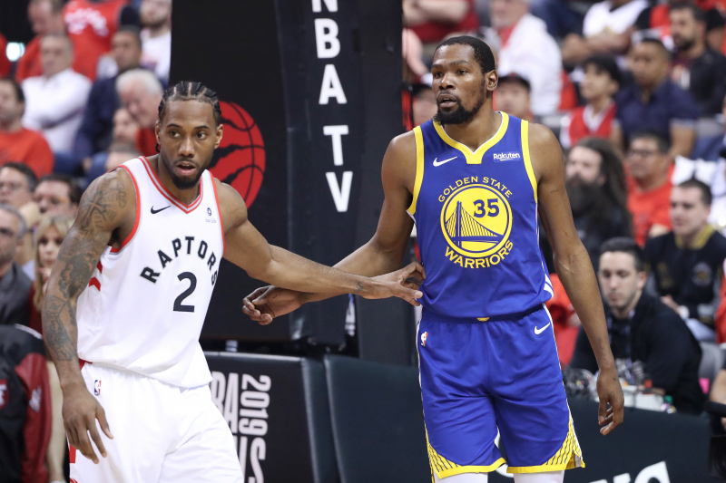 Windhorst: Knicks 'Hoping' to Land Meetings with Kevin Durant, Kawhi Leonard