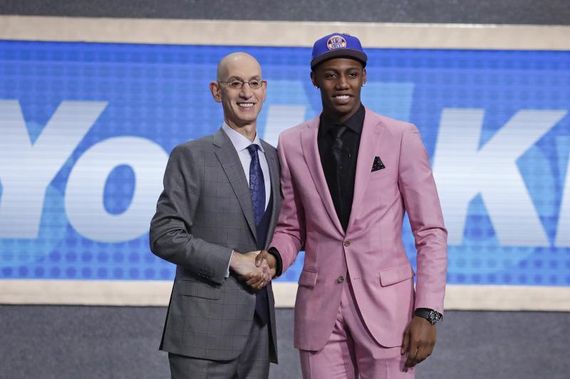 Will Drafting RJ Barrett Be New York Knicks' Biggest Offseason Move?