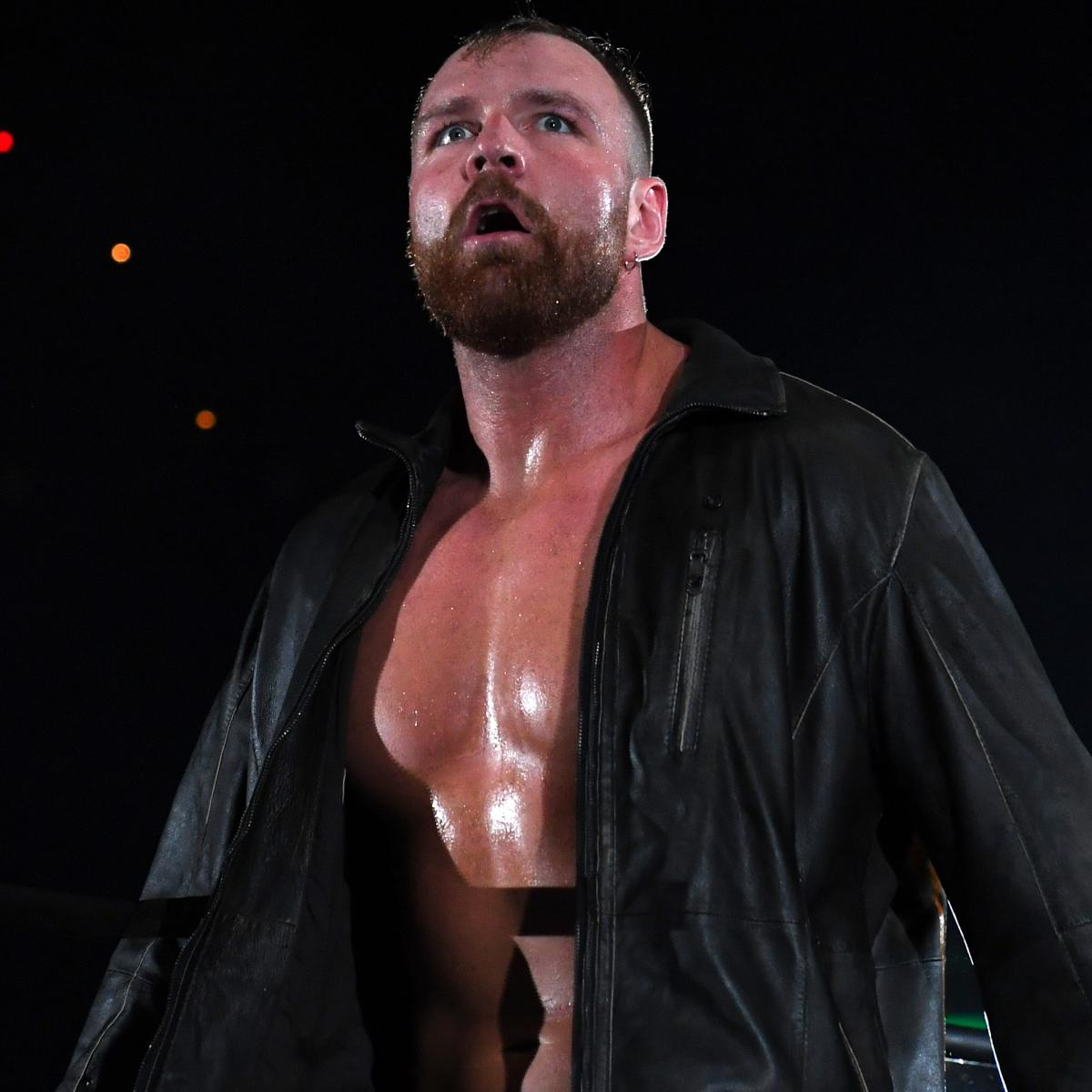 Jon Moxley Beats Joey Janela in AEW Debut Match at Fyter Fest
