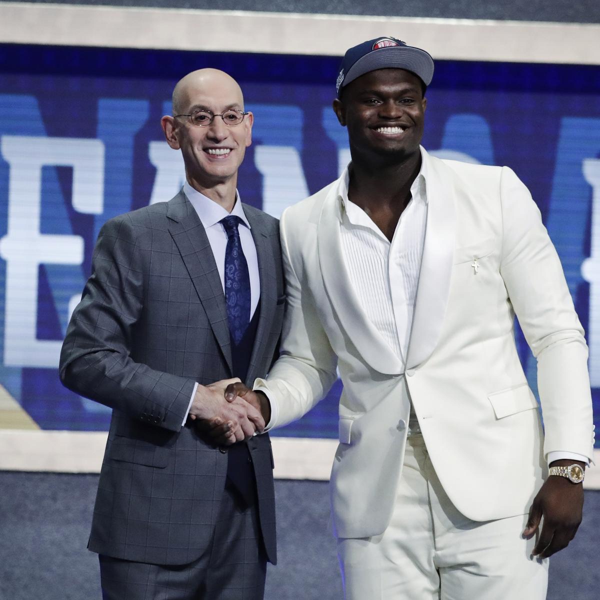 NBA Draft Grades 2019: Full List Of Scores For All Picks