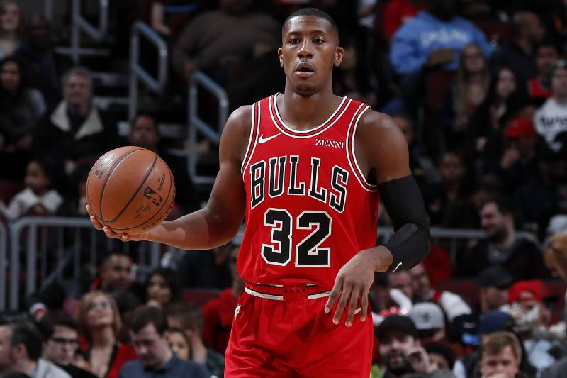 huge discount f7367 207de Bulls' John Paxson: Kris Dunn Still Valued 'Very Much' After ...