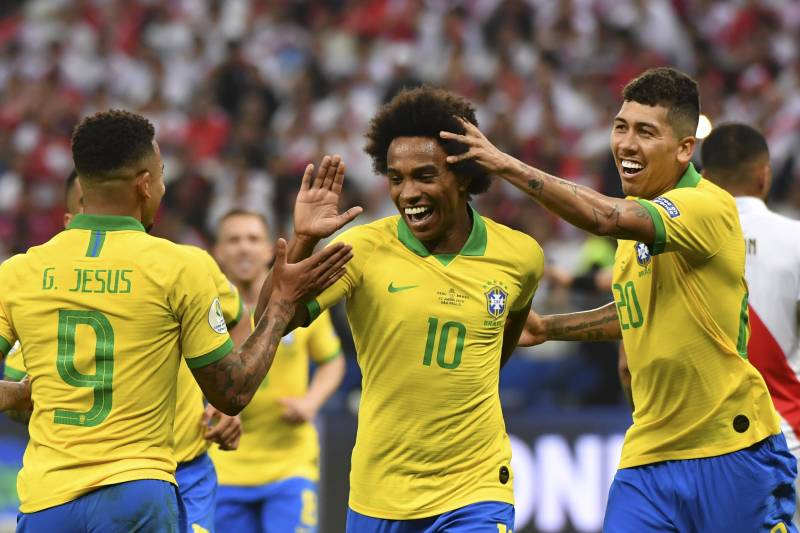 cheap for discount lowest discount retail prices Copa America 2019: Saturday Group Results; Latest Tables and ...