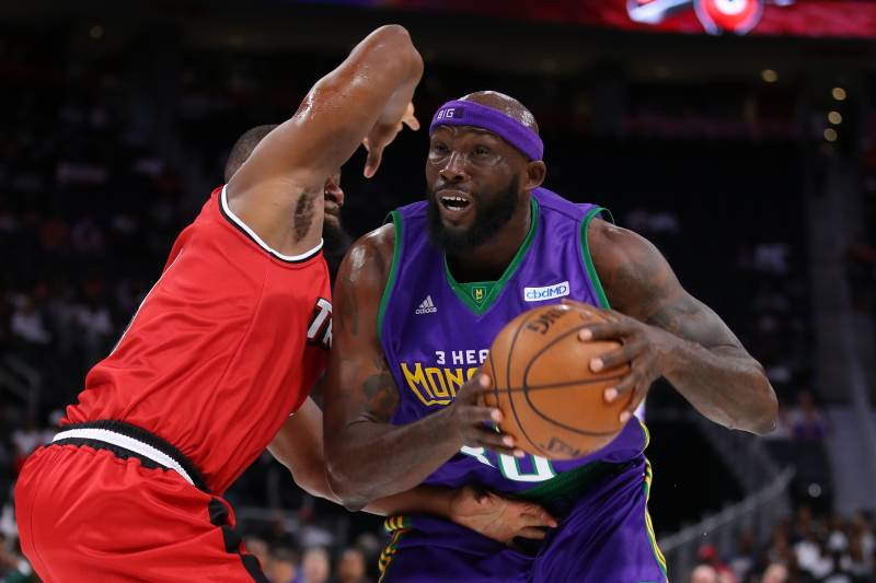 BIG3 League Basketball 2019 Results: Lamar Odom Returns