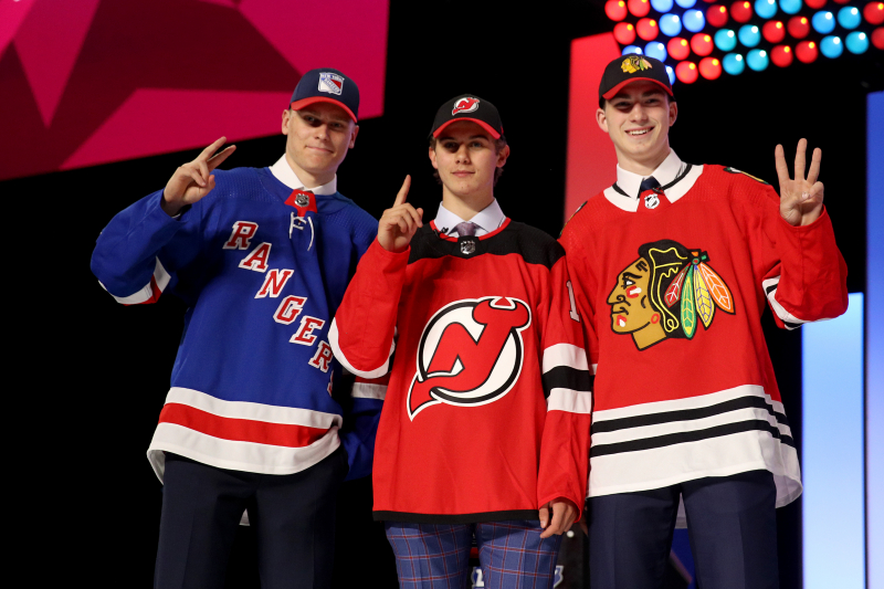 NHL Draft 2019: Team-by-Team Results, Grades and Analysis