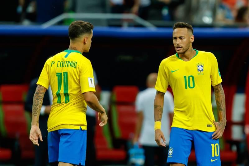 brand new 41f09 29a12 Philippe Coutinho and Arthur Talk Neymar, Barcelona Transfer ...