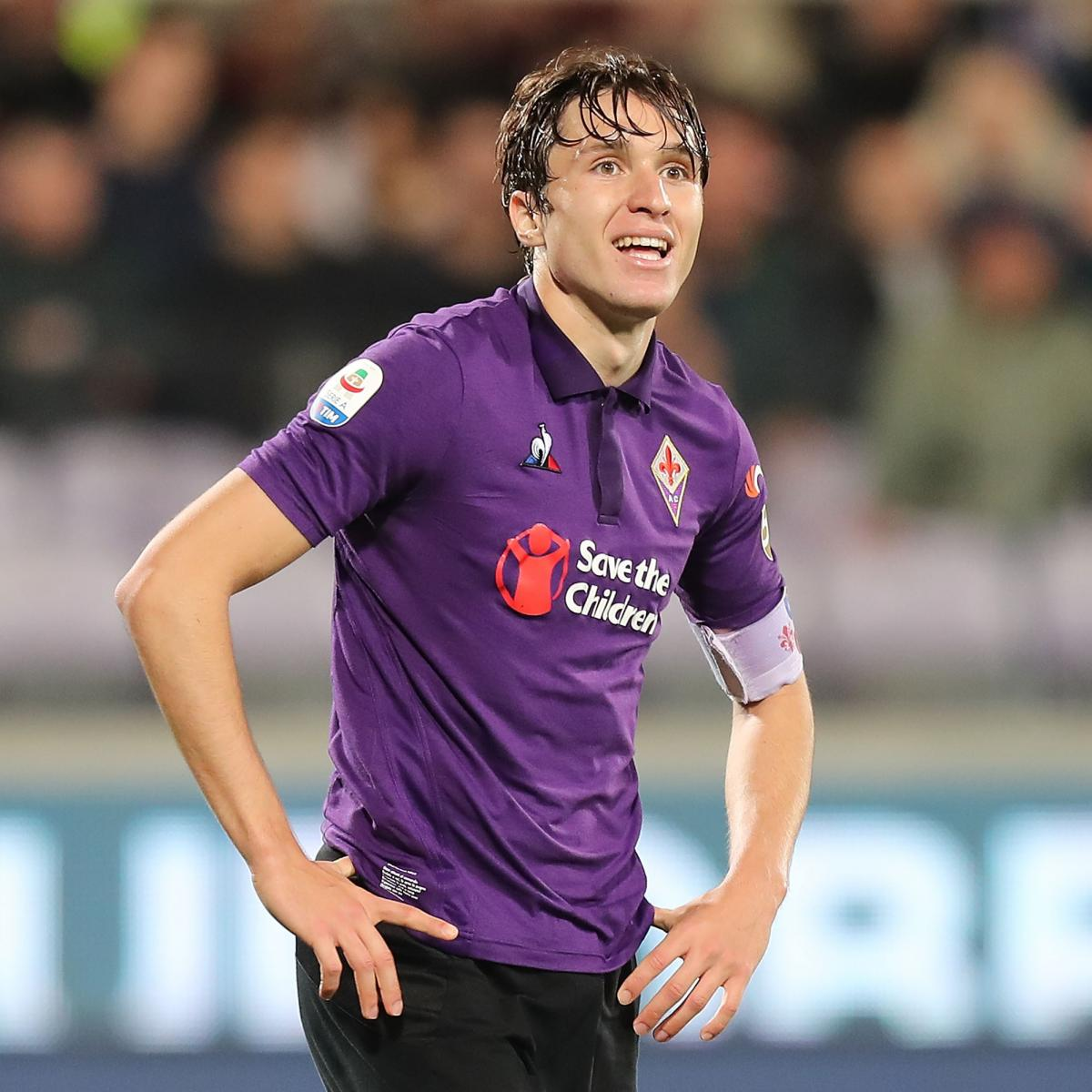 Fiorentina President Dismisses Federico Chiesa Transfer Amid Juventus Rumours Bleacher Report Latest News Videos And Highlights