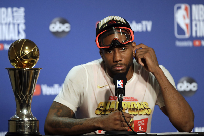 NBA Rumors: Latest Free-Agent Buzz on Kawhi Leonard, Al Horford and More