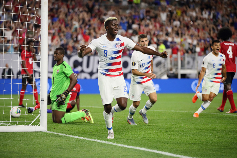 USA vs. Panama: Odds, Live Stream, TV Schedule for 2019 Gold Cup