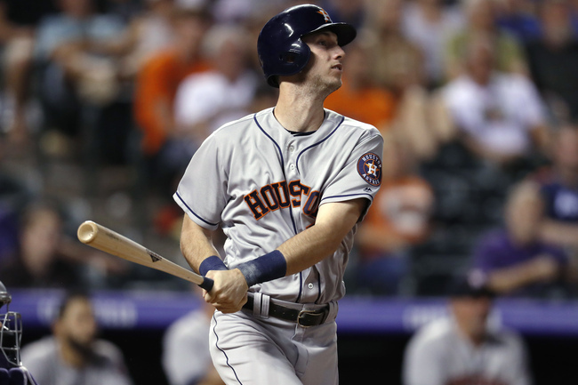 reputable site ff684 8d328 The time may be now for the Houston Astros to trade Kyle Tucker.