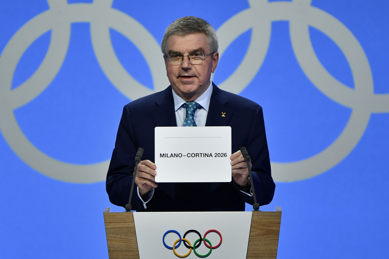 Milan-Cortina Chosen as 2026 Winter Olympics Host Site over Stockholm-Are