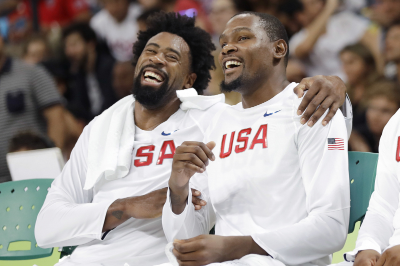 DeAndre Jordan Rumors: Nets Interested Amid Kevin Durant Buzz; Knicks Linked