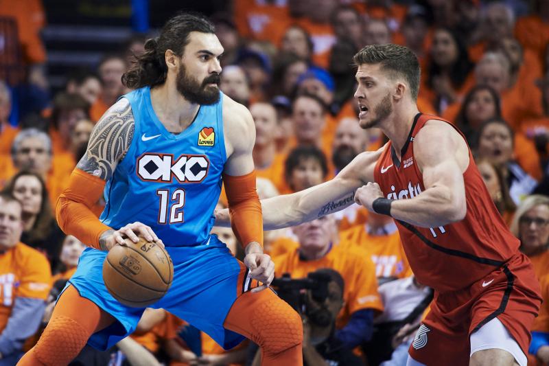 NBA Rumors: Rounding Up Buzz on Steven Adams Trade, Kawhi Leonard and More