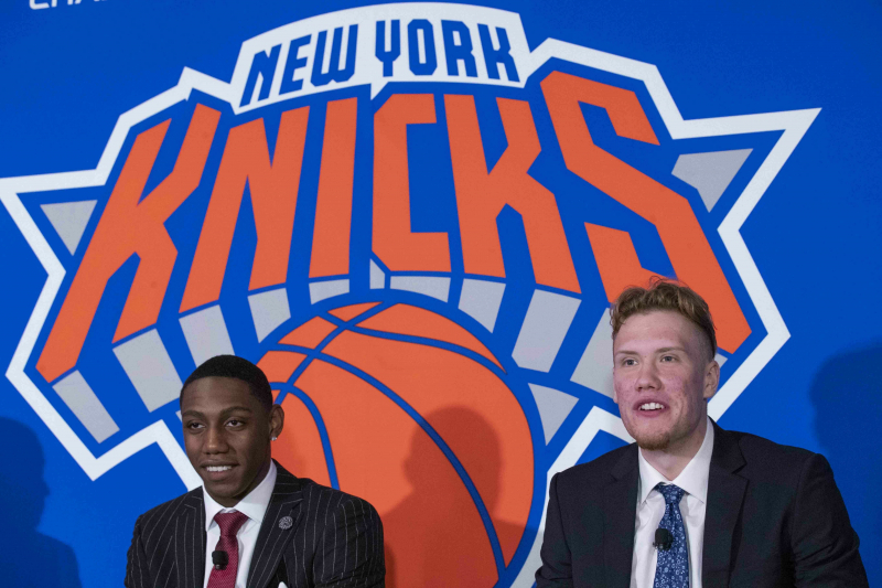 Knicks Fined $50K for Banning NY Daily News from R.J. Barrett Press Conference