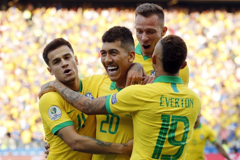 Copa America 2019: Quarterfinals Fixtures, Final Group Tables and More