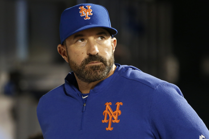 Mickey Callaway, Jason Vargas Fined by Mets for Altercation with Reporter