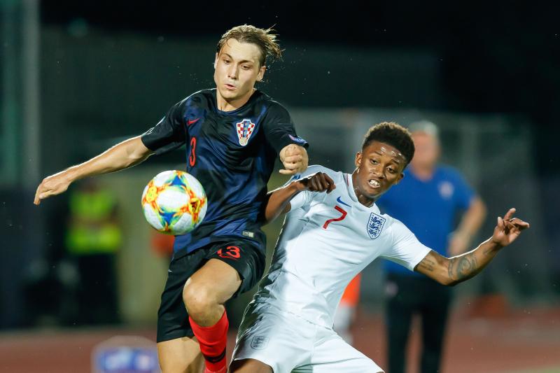 England and Croatia Settle for 3-3 Draw in 2019 U-21 Euros