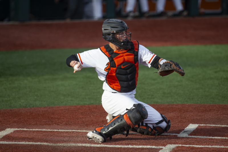 MLB Draft Top Pick Adley Rutschman, Orioles Agree to Record $8.1M Contract