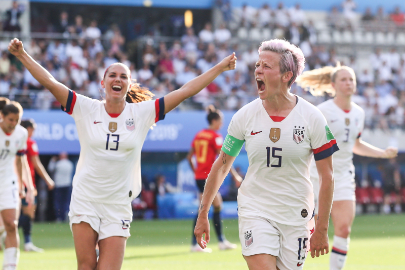 USA vs. France Women's World Cup Quarterfinal Tickets Selling for Over $11K