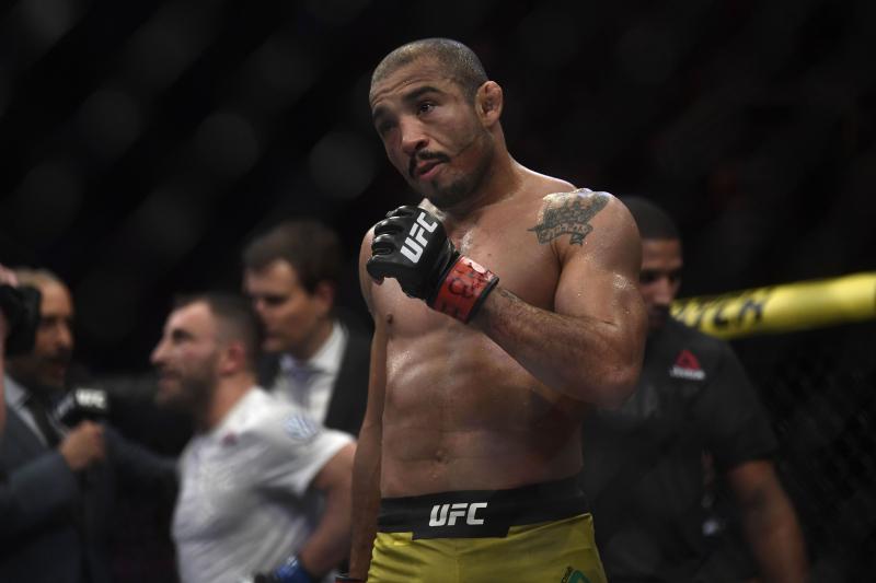Jose Aldo Signs New 8-Fight UFC Contract, Postpones Retirement
