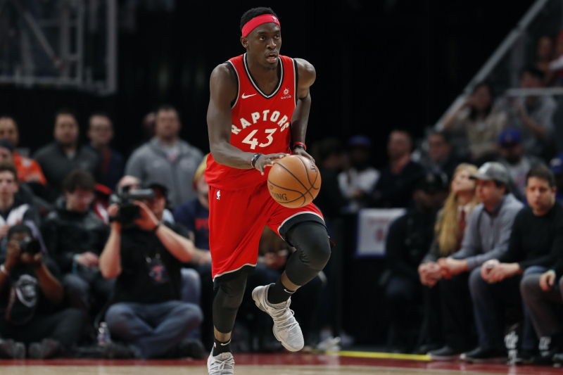 Pascal Siakam Wins 2019 NBA Most Improved Player over Fox and Russell
