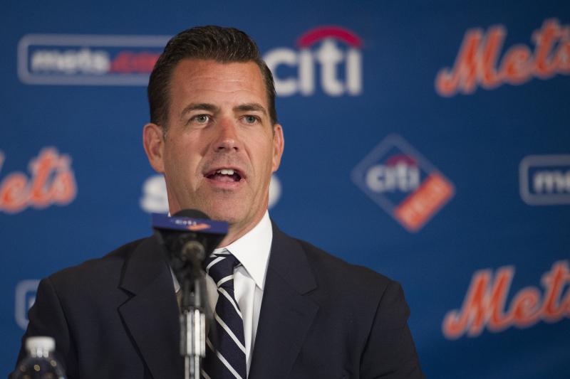 Report: Mets GM Brodie Van Wagenen Sent Order to Mickey Callaway During Game