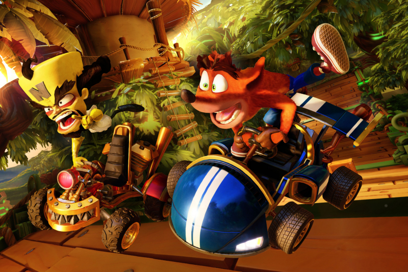 Crash Team Racing Nitro-Fueled Review: Impressions, Modes and Esports Potential