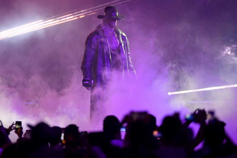 What's Next for Undertaker After Shock Appearance with Roman Reigns on WWE Raw?
