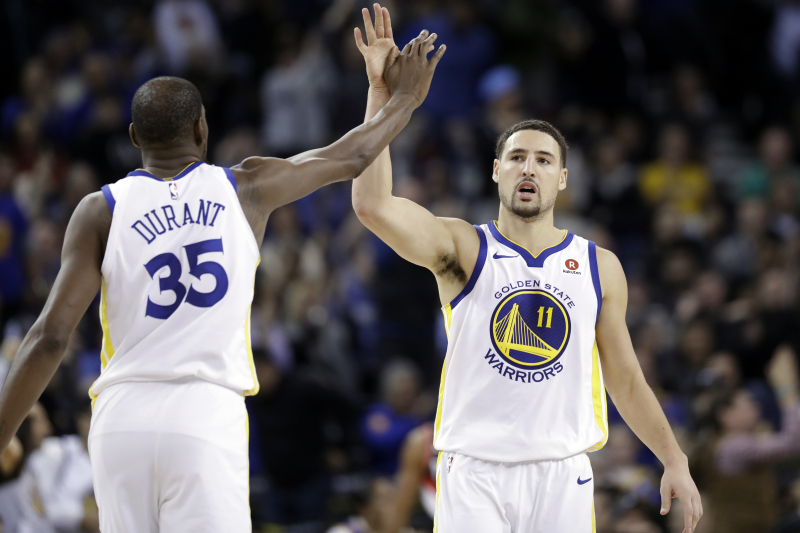 NBA Free Agents 2019: Kevin Durant, Klay Thompson, More Rumors and Predictions