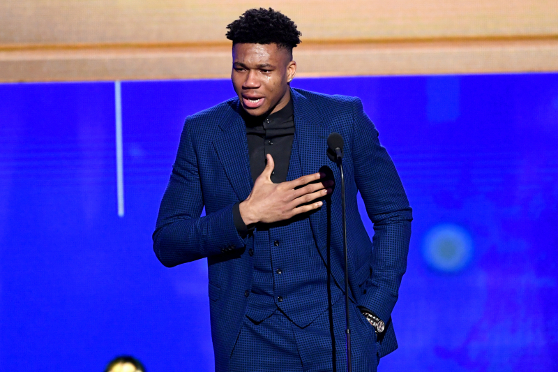NBA Awards Show 2019: Winners, Voting Results and Twitter Reaction